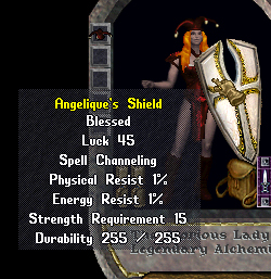 Angelique's Shield
